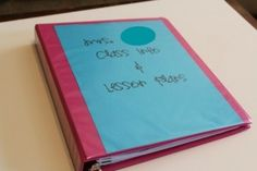 5 Binders Every High School Teacher Should Have