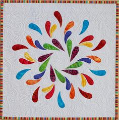 Snow dance by Emma of Sampaguita Quilts