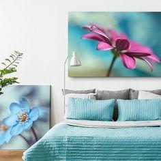 Shop macro photography wall art from Heidi Westum Big Canvas Art, Big Wall Art, Canvas Art Prints, Canvas Wall Art, Framed Prints, Photo To Art, Girl House, Bedroom Art, Contemporary Bedroom