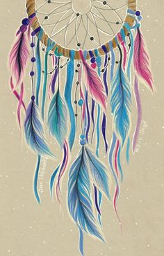 Dreamcatcher coloured pencil drawing by jem's art jem colored dreamcat Art Drawings Sketches, Pencil Drawings, Colour Pencil Drawing, Dream Catcher Drawing, Dream Catchers, Dreamcatcher Wallpaper, Imagenes My Little Pony, Feather Art, Tattoos