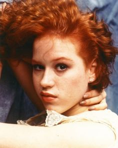 Molly Ringwald Breakfast Club, Female Actresses, Actors & Actresses, Female Celebrities, Red Hair Brown Eyes, Fiery Redhead, Molly Ringwald, Cancer Rising, Lesbian Love