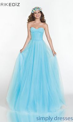 View Dress Detail: TD-92555