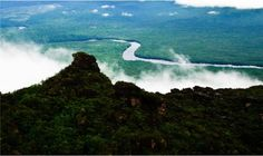 This is an amazing valley in Guyana.