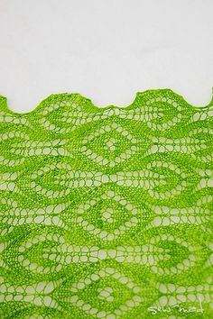Ravelry: Spring Leaves pattern by Katrin Vorbeck