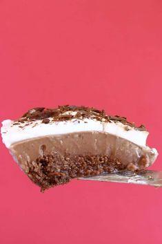 Gluten-Free Vegan Mississippi Mud Pie