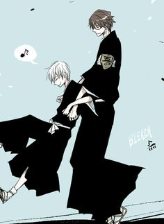 Bleach ❘ Gin and Aizen
