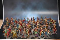 The Horde | Flickr - Photo Sharing! #Zombies #MiniaturePainting