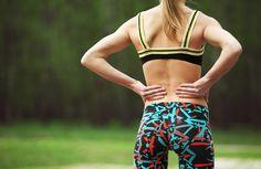 Rückenschmerzen unterer Rücken EMS