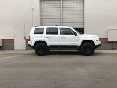 Jeep Patriot Lifted, Jeep Patriot Sport, Jeep Wk, Jeep Baby, Military Jeep, Jeep Mods, Jeep Commander, Jeep Cherokee Xj, Jeep Liberty