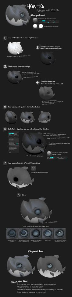Sculpting Form vs Line or Proportions in ZbrushComputer Graphics ...