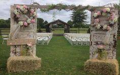 | Decoración de bodas vintage - Decofilia.com