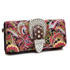 paisley wallet - Google-haku