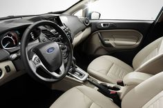 2015 Ford Fiesta Interrior Pictures