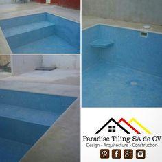 Paradise Tiling SA de CV. Contractors in Playa del Carmen. Pools- Deks- Home Design & Arquitecture. Tel/Whatsapp: 984 169 17 16 #interiordesign #tiles #construction #update #house #home #quality #arquitecture #contractors #playadelcarmen #rivieramaya #mexico #diseño #interiors #design  #concepto  #casa #pool #paradise_tiling #laticrete #construccion #contratista #remodelaciones  #mosaic #mosaico #umbau #baustelle #profi #mexiko #impermeabilizante