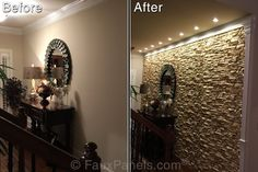 Faux Paneling Ideas | Photos to Inspire DIY Design Projects