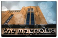 Magnolia Theater Uptown Dallas Texas Landmark