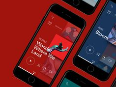 Music Player Exploration by Tansel Turunz