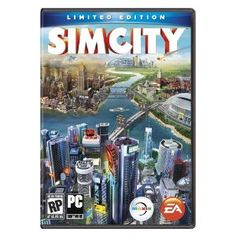SimCity   Limited Edition PC Downloads Pre Orders