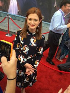 Bonnie Francesca Wright, Bonnie Wright, English Actresses, Actors & Actresses, Tom Felton Tumblr, Cute Girls, Cool Girl, Gina Weasley, Hermione