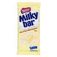Nestle Milky Bar Chocolate My fav Milky Bar Chocolate, Chocolates, Schokolade, Chocolate