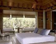 bedroom style - seen at Amanyara Resort in Turks and Caicos