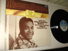 Kenneth Spencer - same (Stars, Hits, Evergreens) GER Lp mint