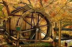 Old Dawt Mill, Southern Missouri