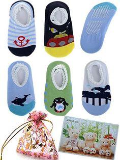 6 Pairs Baby Girl Socks 12-36 Months Toddler Mary Jane Socks Anti Slip Skid Strap Foot Socks No-Show Crew Boat Socks Footsocks Sneakers