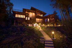 【スライドショー】米ウィスコンシン州の湖畔の邸宅、ボートハウスにはカラオケも - WSJ.com