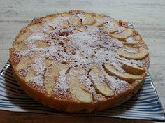 Tarta de manzana a la normandía