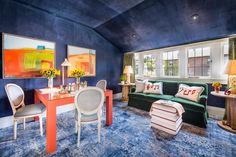 Peek Inside the San Francisco Decorator Showcase 2015 | Interior Design Styles and Color Schemes for Home Decorating | HGTV