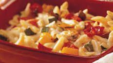 Baked Penne with Roasted Vegetables Recipe : Giada De Laurentiis : Food Network