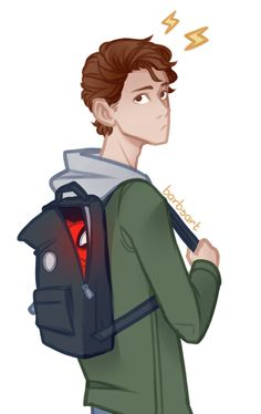 Spiderman: Homecoming || Peter Parker