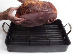 Roasting Ham #cookingmethod #cooking #method #chart