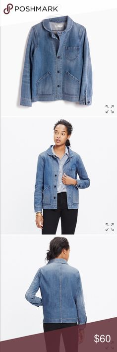 Madewell joshua tree jacket A classic! Love this jacket. Please comment with any questions! Madewell Jackets & Coats Jean Jackets