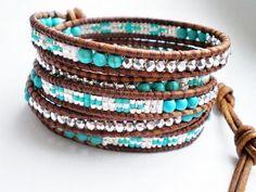 Bracelet from Czech materials