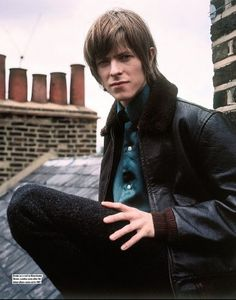 Kenneth Pitt, Portrait of David Bowie, Central London, 1960's