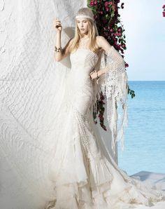 Свадебные платья от Yolan Cris 2012-2013 г.. Обсуждение на LiveInternet - Российский Сервис Онлайн-Дневников