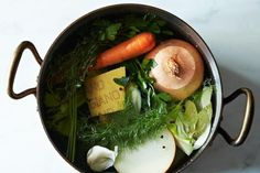 How to Make Vegetable Stock Without a Recipe on Food52