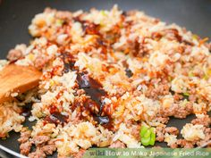 3 Easy Ways to Make Japanese Fried Rice (with Pictures)