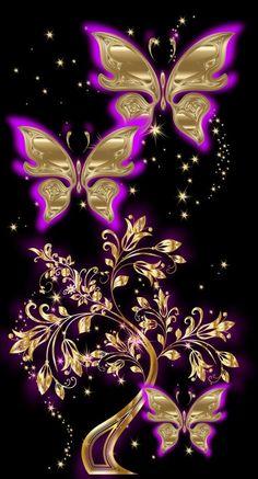 fond d'écran huawei Trendy Flowers Wallpaper Horizontal Ideas Flower Phone Wallpaper, Heart Wallpaper, Butterfly Wallpaper, Butterfly Art, Love Wallpaper, Cellphone Wallpaper, Colorful Wallpaper, Mobile Wallpaper, Trendy Wallpaper