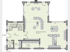 Pinterest ein katalog unendlich vieler ideen for Architektenhaus grundriss