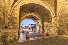 Archway by Juan J on 500px. El arco de Santa María #Burgos #Photography #Architecture