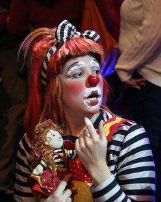 Clown makeup ideas for women6