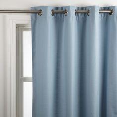 Great Pale Blue Eyelet Curtains Uk Gopelling Net