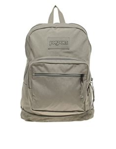 Jansport backpack - grey