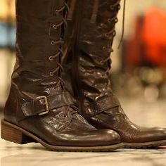 How to Wear Riding Boots Like Emma Roberts and Zoe Saldana