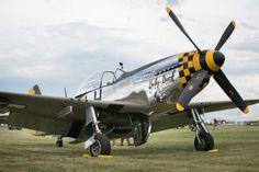 P-51 Mustang.....