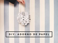 Decorar con papel es posible