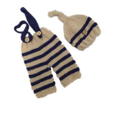 >> Click to Buy << Newborn Early infant Unisex Crochet Knit Costume Photo Photography Prop Outfits 2017 Hot Selling #Affiliate